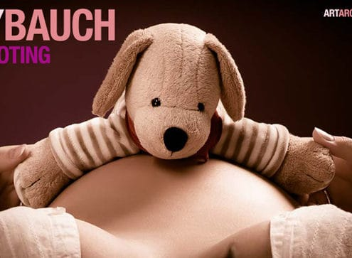 Schwangerschaftsfotografie in Fürth