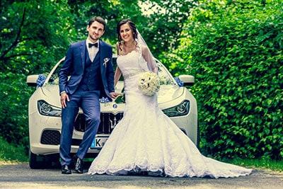 Lebendige Hochzeitsfotos und Hochzeitsreportage. Brautporträts und Paarbilder. Fürth.