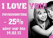 Fotoshootings in unserem Fotostudio und on Location